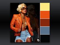 """Flossy"" Color Palette"