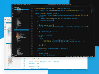 "VSCode Syntax Theme - ""Clarity"""