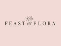 feast & flora main logo