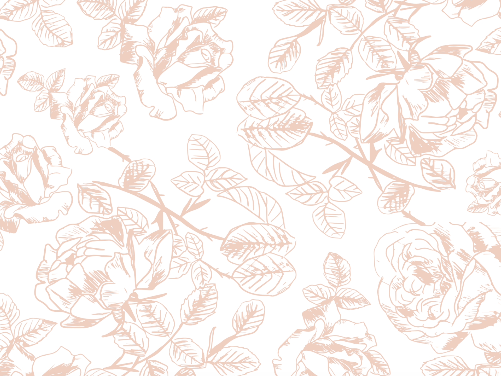 Vintage Floral Pattern For A Moody Photographer By Bri Summers On