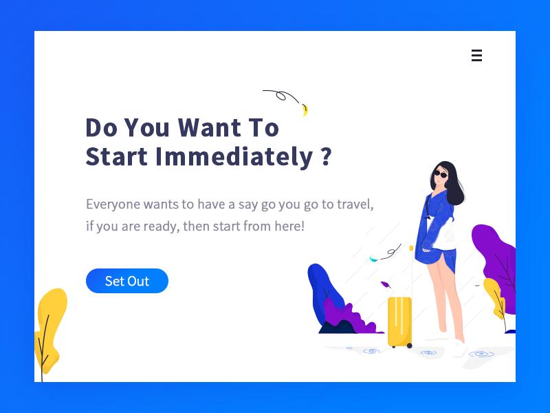 Tourism publicity page