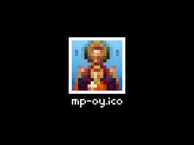 Ortodox Icon Icon pixelated icon religious pixel art