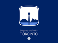 Crafted in Toronto Icon