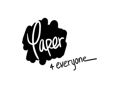Paper4Everyone Logo