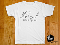 """Sketch Me If You Can"" T-Shirt"