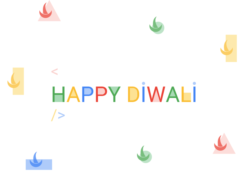 Happy Diwali Everyone :)