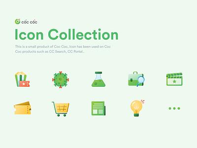 Icon Collection icon branding logo ui