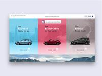 Future of rentals - Car on-demand