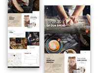 Coffe Shop UI