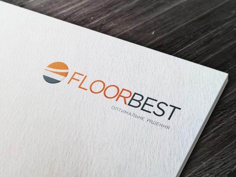 Logo design for Company Floorbest goldweb design logo
