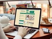 Website for pharmacy network