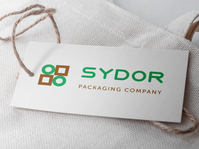 Logo for for Packing Сompany marketing goldweb design graphic logo