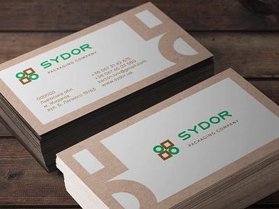 Branding for Packing Сompany marketing goldweb design graphic logo branding