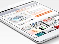 Luketctaylor Site iPad Version