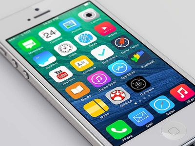 iOS7 Icon Redesign