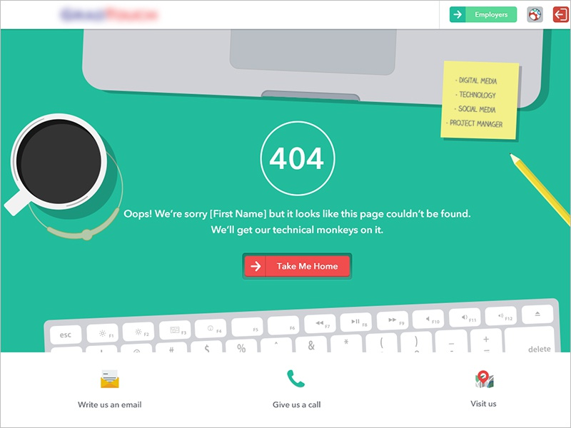 404 Page 404 error website flat oops ui ux web background branding identity visual