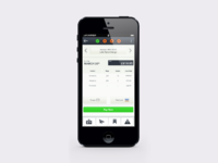 Mobile invoice pixels