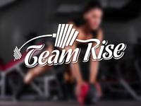 Team Rise logo