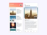 City Finder App