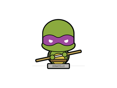 Donatello Game Piece