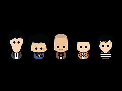 Gaki Crew (Updated) gaki tsukai batsu downtown cocorico tribute cute flat japanese