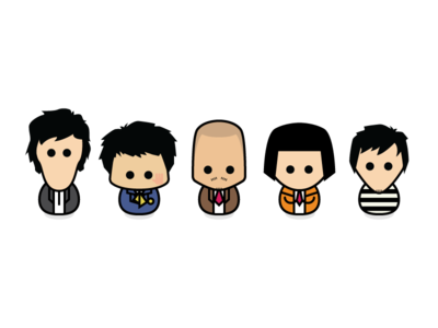 Gaki Crew (Updated)