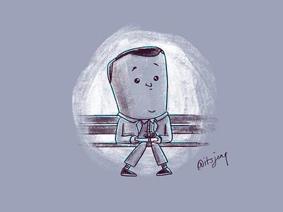 Jennay sketch doodle gump forrest