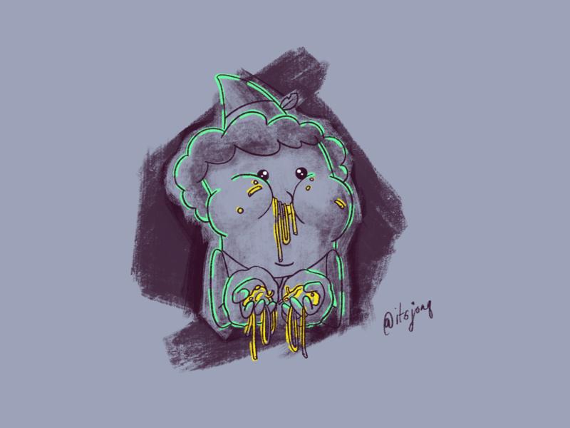 Buddy 🎄🍝 drawing doodle buddy elf christmas