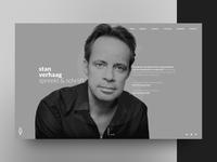 Stan Verhaag Webdesign