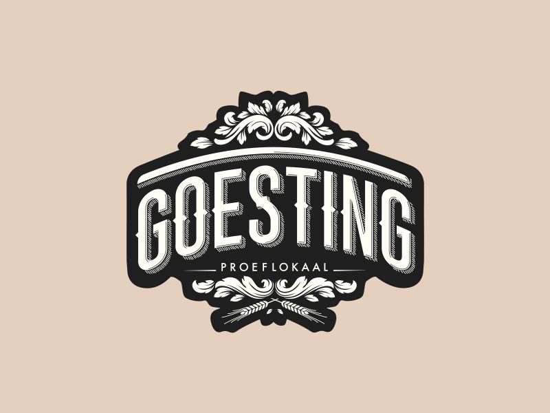 cb1e7386a51 Goesting Logo by De Jongens van Boven | Dribbble | Dribbble