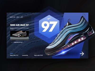 Air Max 97 Mini Site