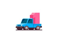 Blue Truck