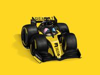 Daniel Ricciardo - Renault Sport Formula 1 Team