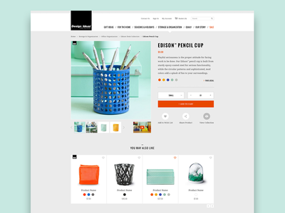 Design Ideas Product Detail