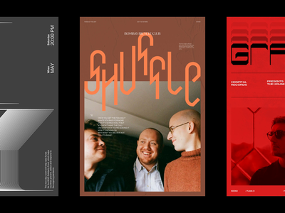Type Explorations / 001 custom type typo poster font design type typedesign fonts art direction clean design minimal layout typography