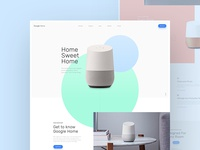 Google Home - Concept
