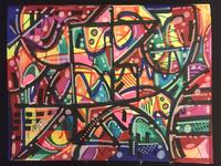 Expressionist exploration 5