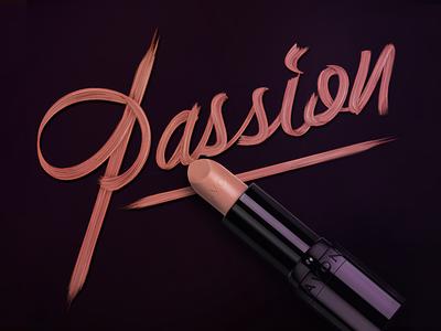 Passion - Lettering Avon