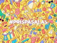 Prispas Chips Pattern