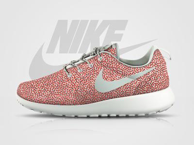 Nike Roshe Exécuter Damen Exécution De Blumenthal