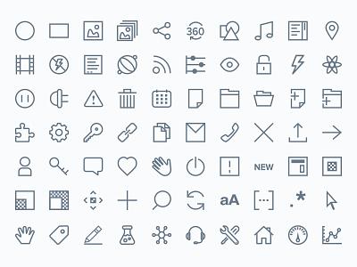 Adcade Icon Set icons adcade
