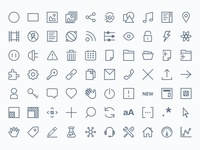 Adcade Icon Set