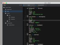 Epoch 2.0 Code Editor