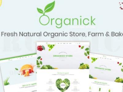 Organick – A Fresh Natural Organic Store, Farm & Bakery
