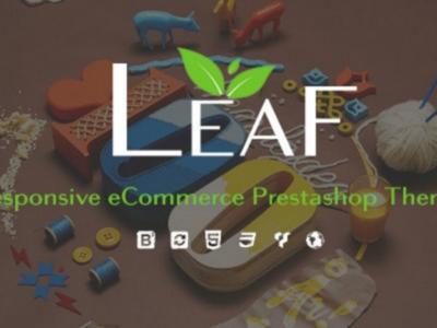 Leaf Store - Handmade Shop Ecommerce Prestashop Theme