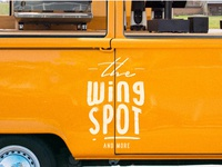 Dribbble The Wing Spot