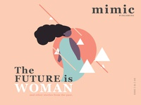 The Future is Woman