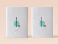 ICHI & NI (concept books)