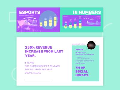Investors deck - Professional Esports Team
