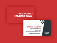 Business Cards for Aftermarket Marketing